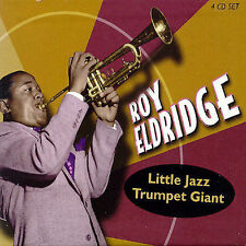 Little Jazz Trumpet Giant by Eldridge, Roy