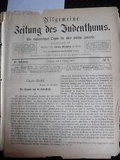 1908 Juden in Dessau Göttingen Frankfurt