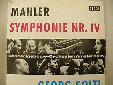 MAHLER SYMPHONIE NR. 1V 4 GEOG SOLTI Decca sxl 2276 stereo