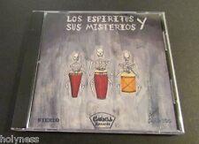 HERMANOS LOS INKISES / LOS ESPIRITUS Y SUS MISTERIOS / SIGNED / CD / N MINT+