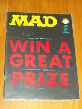 MAD MAGAZINE #57 THORPE AND PORTER UK MAGAZINE~