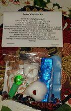 Pastor's  Survival Kit *  - Novelty gift