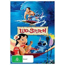 LILO & STITCH-Disney Movie-Region 4-New AND Sealed
