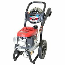Simpson® MegaShot 2800 PSI 2.3 GPM Gas Pressure Washer Powered by HONDA GCV160