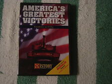 America's Greatest Victories - Eisenhower on D-Day (DVD, 2006) History Channel