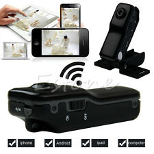 MD81 Mini WIFI Wireless HD Spy Camera Remote Monitor Sports DV Security Mini Cam