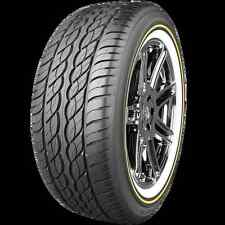 VOGUE TYRE SIZE 225 60 16!! TIRES 225/60R16 WHITE & GOLD!! SET OF FOUR!!