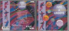 VA Just A Groove - The Dance Mixers, CD