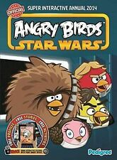 Angry Birds Star Wars Super Interactive Annual 2014 (Annuals 2014) Pedigree Book