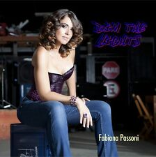 Dim the Lights by Fabiana Passoni (CD)