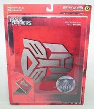 "Transformers Official Menchardise Laptop Skin 15"" Reusable Removable NEW Red"