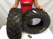 (2) New 24X8-12 CST MAXXIS ANCLA ATV TIRES SET HONDA RANCHER 4X4 TRX350