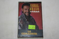 Anibal bravo La comadrita(Audio Cassette Sealed)