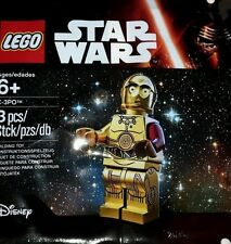 Lego Star Wars Minifigur Polybag C-3PO The Force Awakens 5002948 NEU OVP