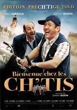 Edition 2 DVD - Bienvenue chez les Ch'tis - Claude Berry -// 2008