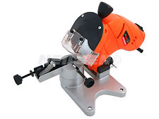130 WATT Electric Chain Saw Sharpener - fits all chain types and pitches
