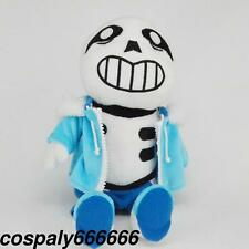 Undertale Sans Papyrus Plush Doll Soft Stuffed Toy For Game Christmas 12'' Otaku