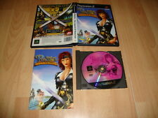 PIRATES THE LEGEND OF BLACK KAT DE EA GAMES PARA LA SONY PS2 USADO COMPLETO