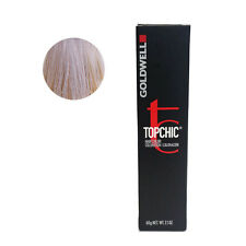 Goldwell Topchic Permanent Hair Color Tubes 11SV - special silver violet blonde