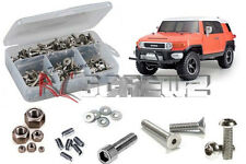 RC Screwz Tam161 Tamiya Toyota FJ Cruiser (58588) Stainless Steel Screw Kit