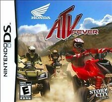 NINTENDO DS ATV FEVER BRAND NEW VIDEO GAME HONDA