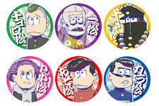 Osomatsu-san Chibi Anime Button Badge Pins #4