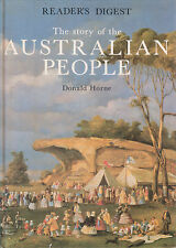 AUSTRALIAN PEOPLE (The Story of) Donald Horne - Readers Digest **GOOD COPY**