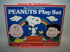 Peanuts Pre-School Colorforms Adventure Play Set Unused Vintage