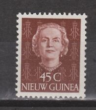 Indonesia Nederlands Nieuw New Guinea 15 MNH 1950 Juliana