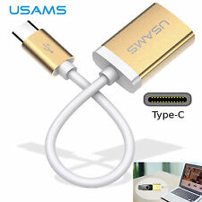 USAMS Type C Male Connector to Female USB 2.0 OTG Data Cable Cord For MACBOOK