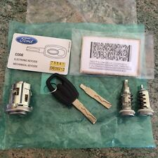 Ford Ka Lockset - Ignition Barrel, Door Locks and Key - Genuine Ford Part