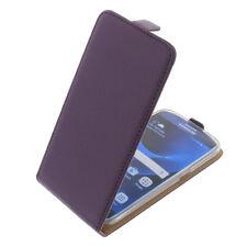 étui pour Samsung Galaxy S7 FlipStyle étuis de poche de téléphone cellulaire