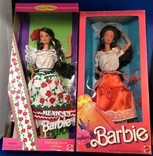 Barbie Dolls of the World-Stunning Senoritas! Mexico