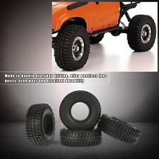 "4Pcs Austar 1.9"" 100mm 1/10 Scale Tires for 4WD D90 SCX10 RC Rock Crawler L9W2"