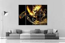 BALROG LORD OF THE RINGS LORDS OF RINGS Poster format A0 Wide print