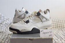 Air Jordan IV 4 White Cement 1999 Size 9.5 Bred Columbia Oreo Laser 5 6 11 OG