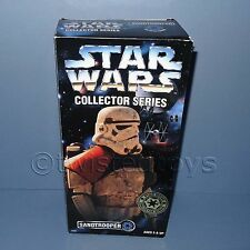 1997 Hasbro Kenner Star Wars Collector Series Sandtrooper Figura En Caja Sellado