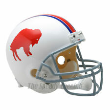 BUFFALO BILLS 65-73 THROWBACK FOOTBALL HELMET – RIDDELL FULL SIZE REPLICA