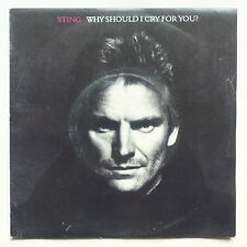 STING Why should i cry for you ? INT 390796 7
