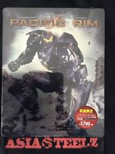 Pacific Rim Steelbook Amazon Japan Blu-Ray 3-Disc New Mint Rare OOP
