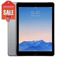 Apple iPad Air 2 128GB Wi-Fi + 4G (Unlocked) 9.7in Space Gray (Latest) (R-D)