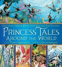 Princess Tales Around the World: Once Upon a Time in Rhyme with Seek-and-Find Pi