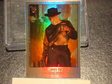 "2013 TOPPS 75TH ANNIVERSARY ""FRIGHT FLICKS"" RAINBOW FOIL PARALLEL CARD #88"