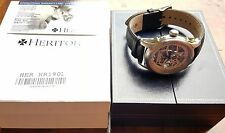 Heritor Mens Watch