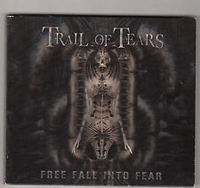 TRAIL OF TEARS - free fall into fear CD