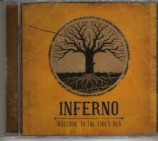 (BV72) Iferno, Welcome To The Lion's Den - 2010 sealed CD