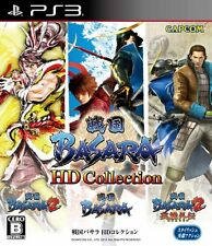 USED Sengoku Basara HD Collection Japan Import PS3