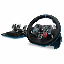 Logitech G29 Driving Force Lenkrad, Steering-wheel PS4, PS3, PC *NEU&OVP*