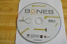 Bones Fifth Season 5 Disc 2 Replacement DVD Disc Only