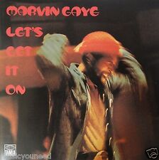 Marvin Gaye - Let's Get It On (CD 2002 Motown/Tamla) VG++ 9/10